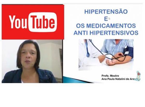 video sobre controle da pressão arterial